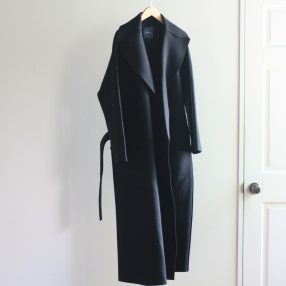 RAINMAKER  OVER-SIZED MELTON COAT