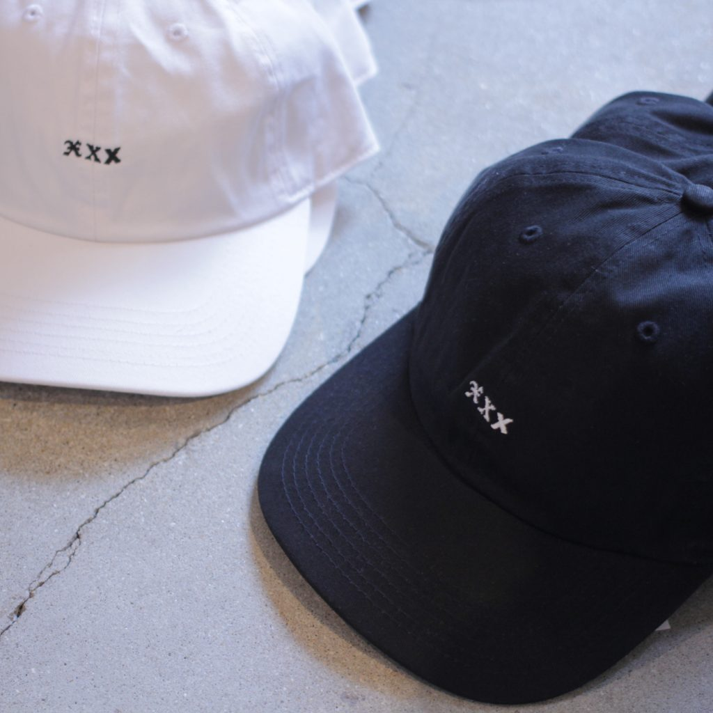 GOD SELECTION XXX / Cap New Color 到着!!