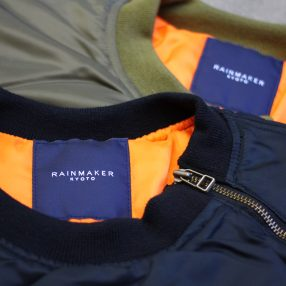 いよいよ明日からです!RAINMAKER MADE TO ORDER & POP UP SHOP
