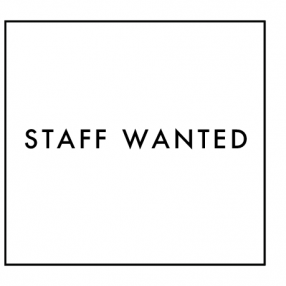 求人募集  STAFF WANTED