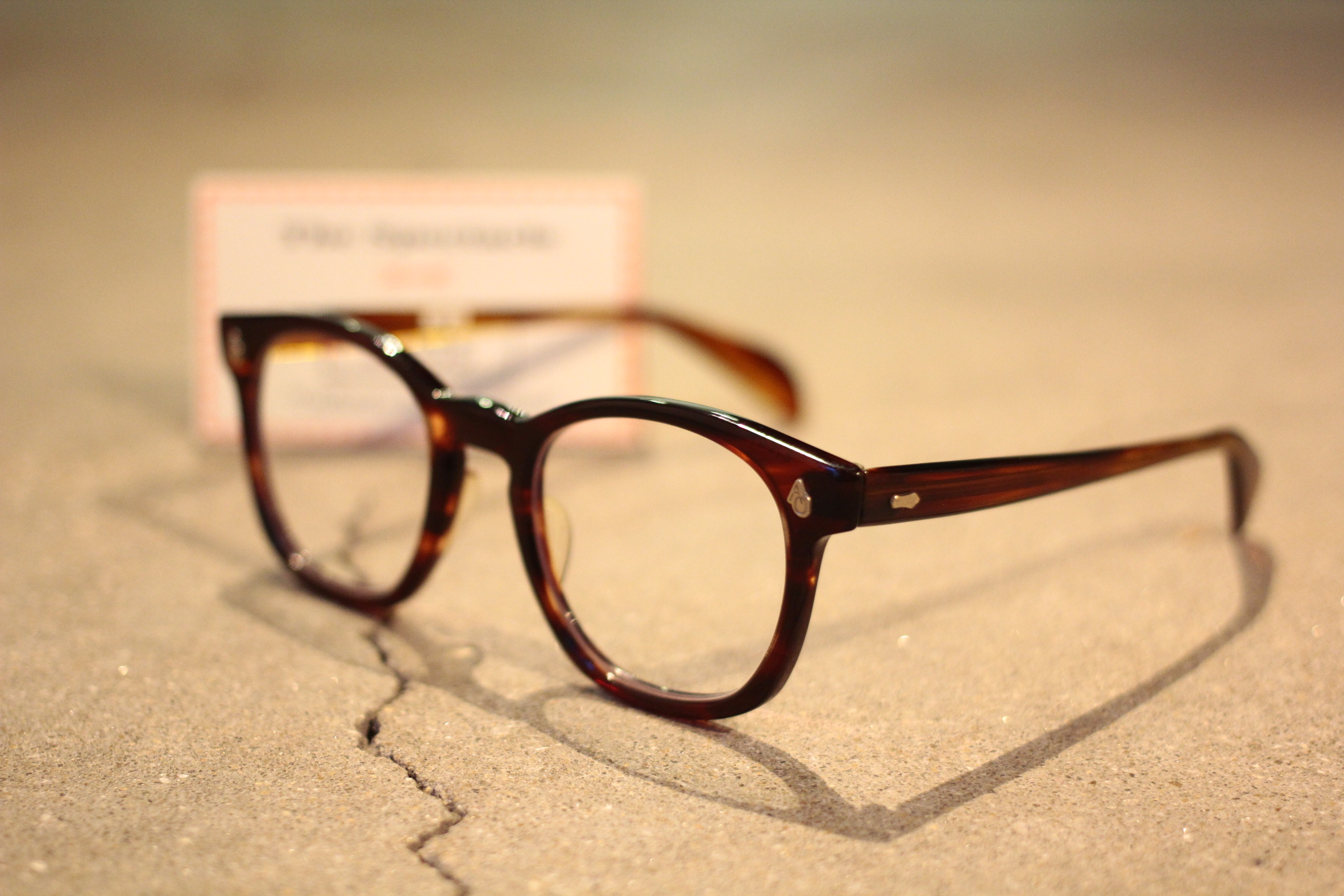 The Spectacle  American Optical VIP Safety