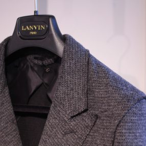 LANVIN DOUBLE BREASTED JACKET