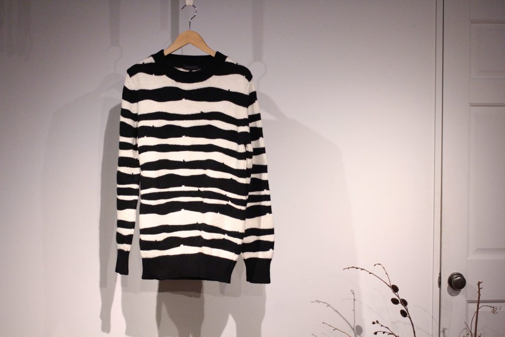 HUES 3rd floor knit collection