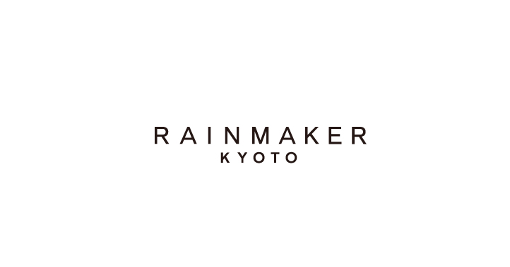 RAINMAKER KYOTO 17S/S START!!!