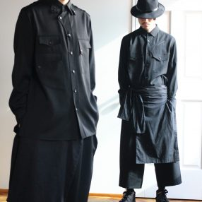 YOHJI YAMAMOTO 2nd Delivery HUES On-Line SHOP START!!