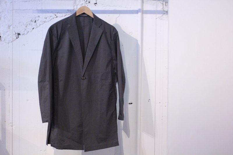 RAINMAKER   DRAPE COAT