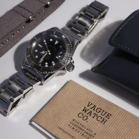 VAGUE WATCH Co. GRY-FAD Restock!!!
