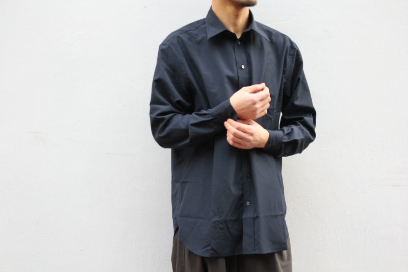 RAINMAKER DRAPE SHIRT