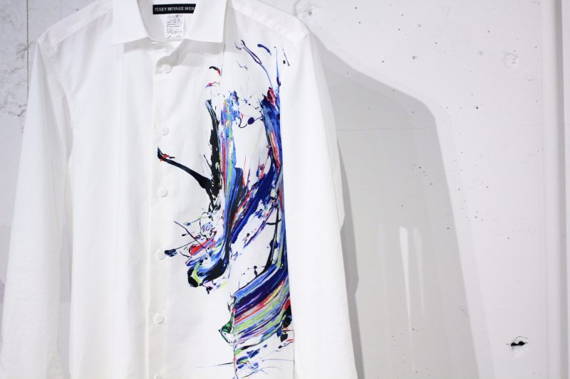 """ISSEY MIYAKE MEN  –""""OUT OF BOUNDS""""–"""