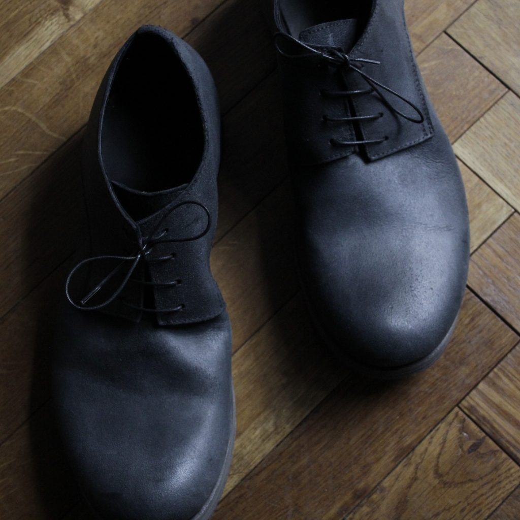 m.a+  slim fit oxford shoe