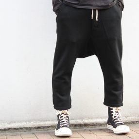 DRKSHDW Drawstring Cropped Pants