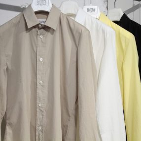 MAISON MARGIELA  SLIM FIT SHIRT