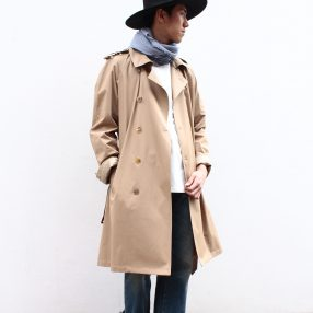 STYLING MAISON MARGIELA TRENCH COAT