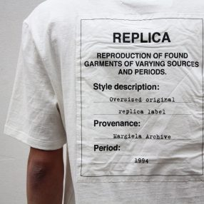 Maison Margeila REPLICA T‐shirt