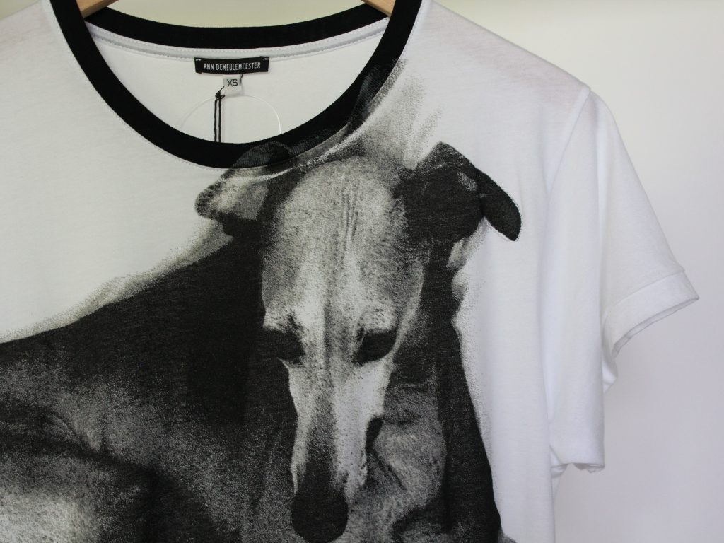 ANN DEMEULEMEESTER T-SHIRT COLLECTION