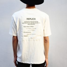 MAISON MARGIELA T-SHIRT COLLECTION