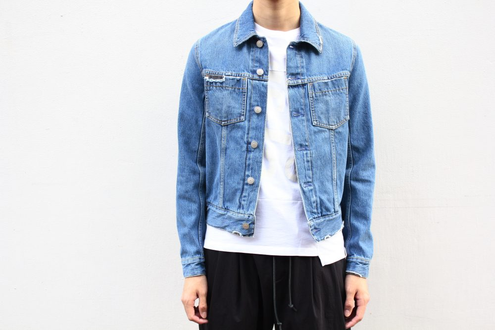 Maison Mrgiela  Denim Jacket
