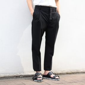 LEMAIRE / One Pleated Pants