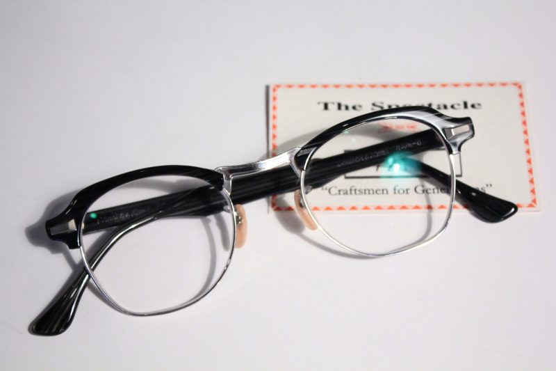 The Spectacle  Shuron Optical Combination