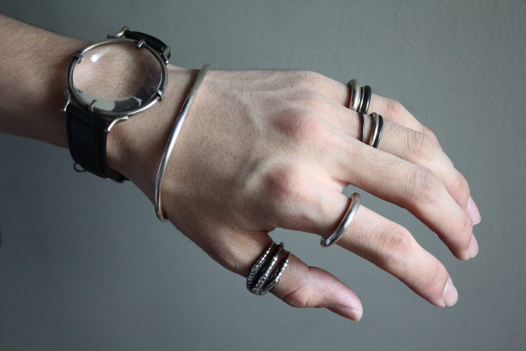 ANN DEMEULEMEESTER ACCESSORY COLLECTION