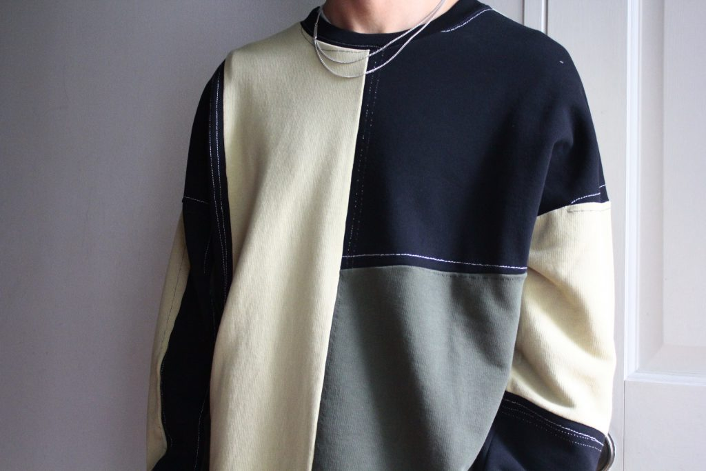Maison Margiela Patchwork Sweat
