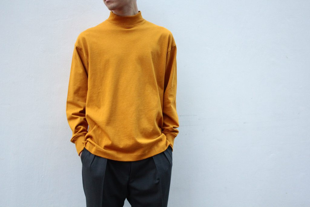 LEMAIRE High Collar L/S