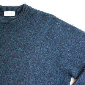 LEMAIRE Oversized Crew Neck Sweater