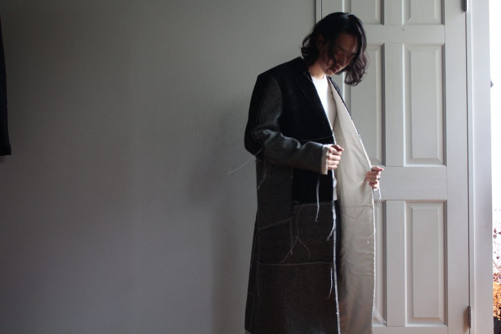 Maison Margiela Patch Work Coat