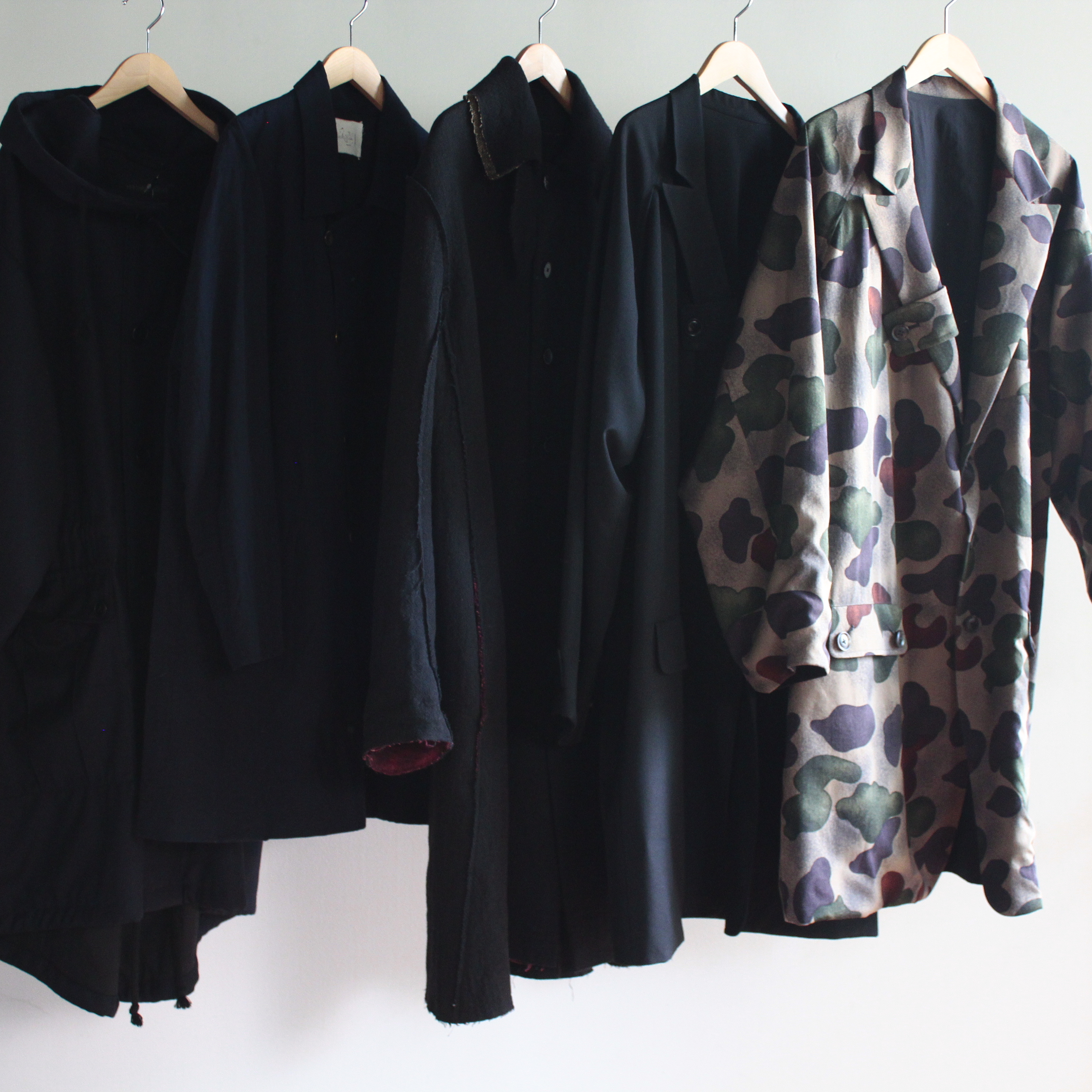 HUES 3rd floor 17-18 A/W Outer Collection