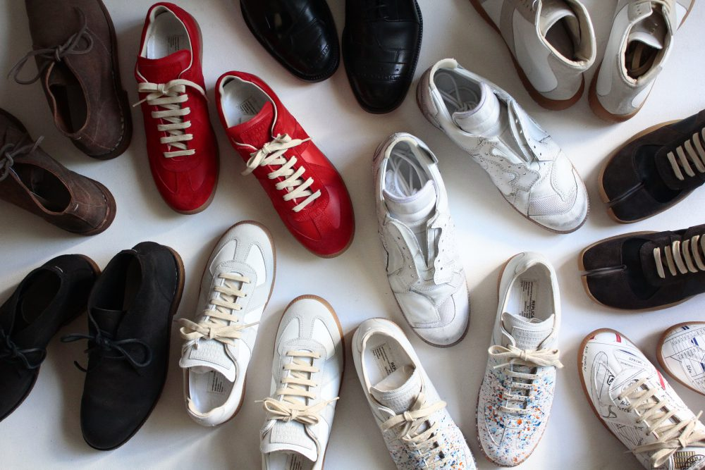 HUES 1st floor 17-18 A/W Shoes Collection
