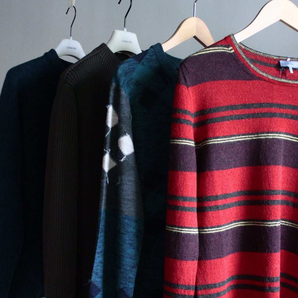 HUES 1st  floor 17-18 A/W Knit Collection