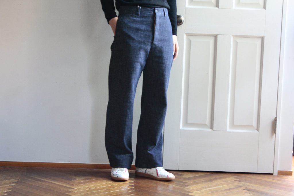 Maison Margiela  WWⅡ Army Men's Trousers