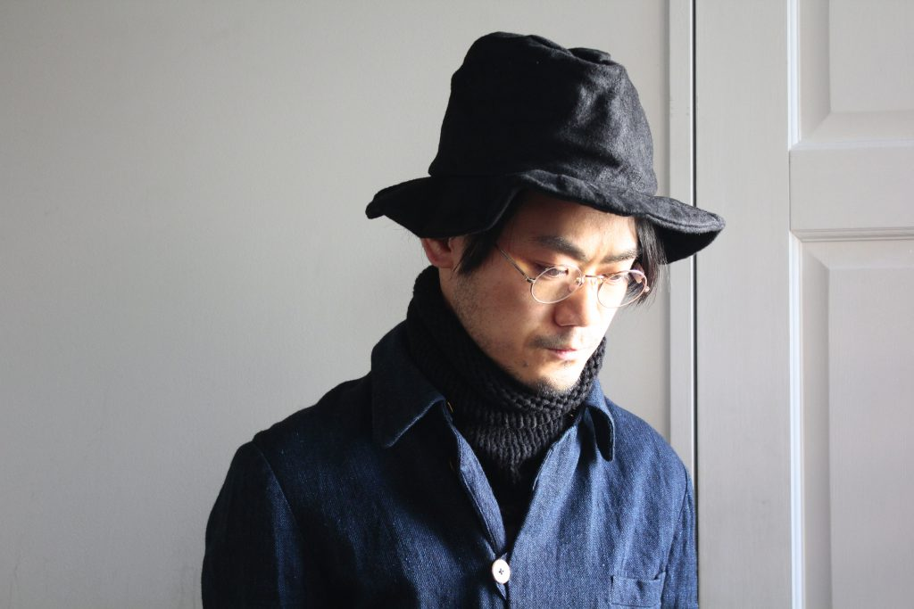 REINHARD PLANK  Wool Hat Collection