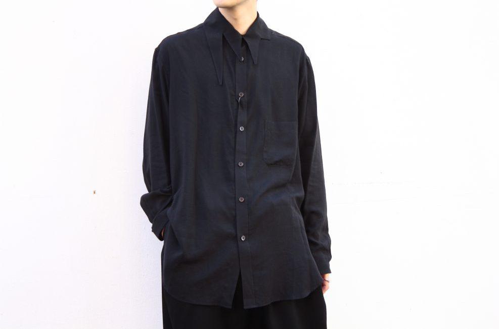 YOHJI YAMAMOTO Transformed Collar Shirt