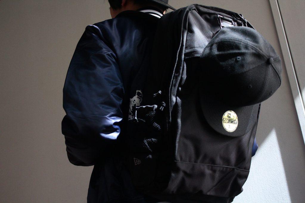 YOHJI YAMAMOTO × NEW ERA Smart Pack