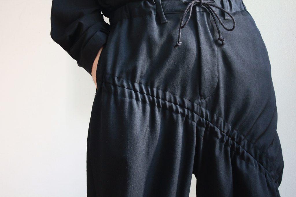 B YOHJI YAMAMOTO Drawstring Pants