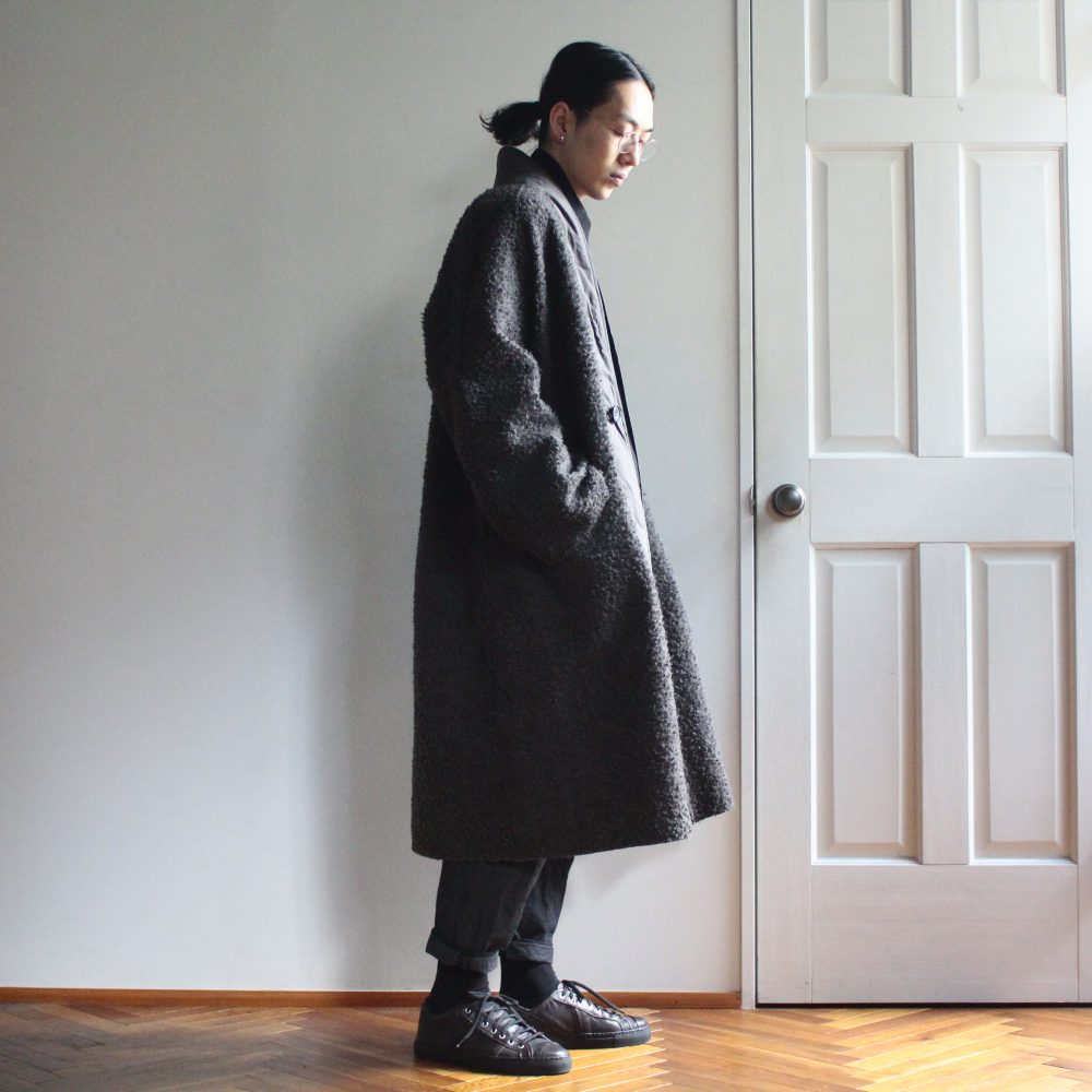 RAINMAKER Oriental Boa Coat