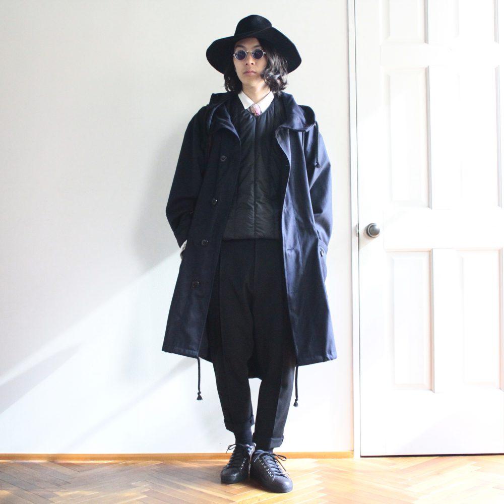 Styling ANN DEMEULEMEESTER Coat Woco