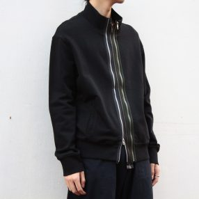 MAISON MARGIELA High Neck Zip Blouson