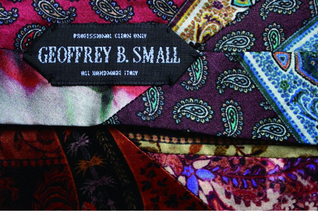 Geoffrey B.Small 2017A/W START 11.18