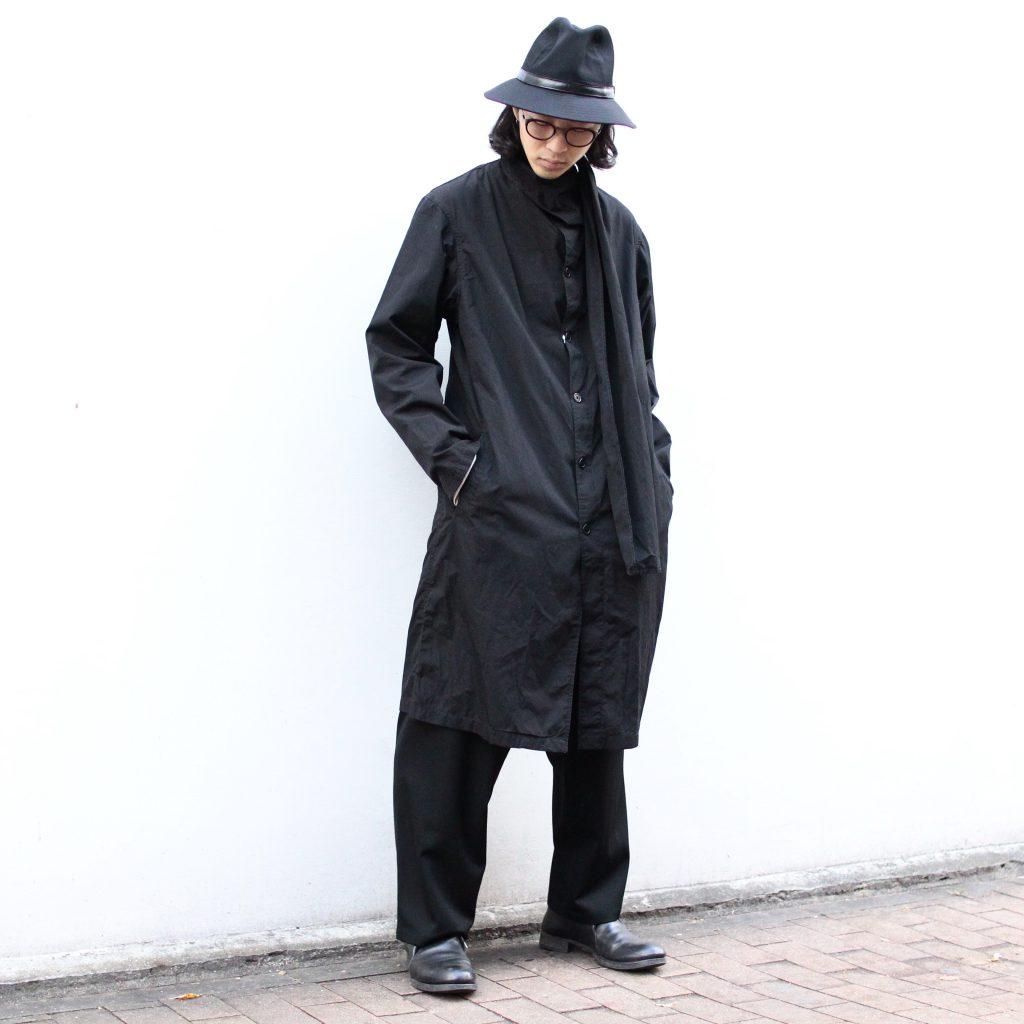 YOHJI YAMAMOTO Stole Shirt Coat
