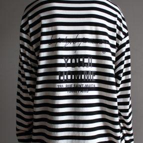 YOHJI YAMAMOTO Staff T-shirt