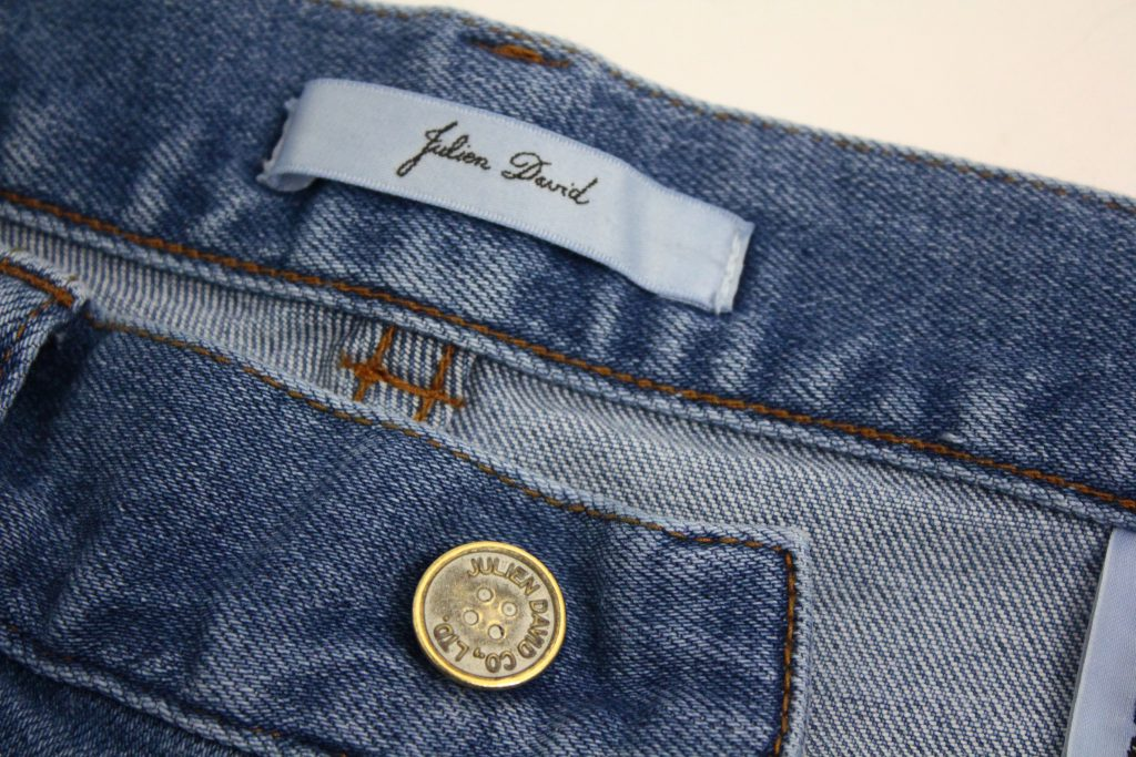 JULIEN DAVID Denim Pants