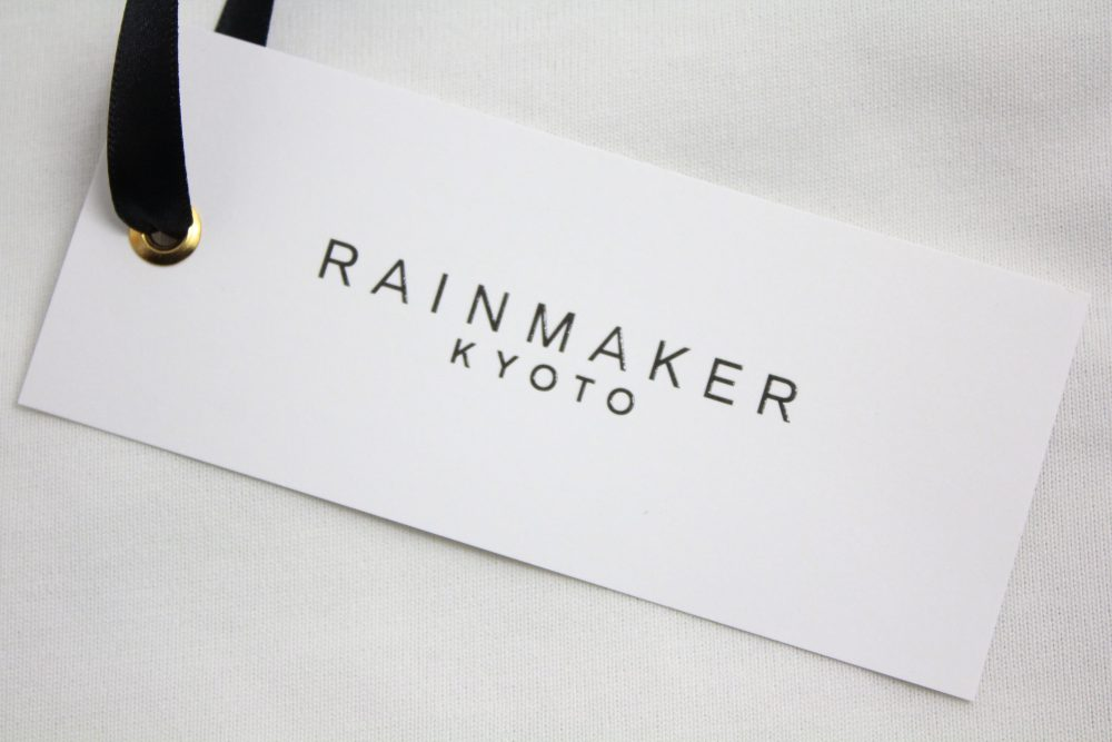 RAINMAKER KYOTO 18S/S 1.2(Thu) START