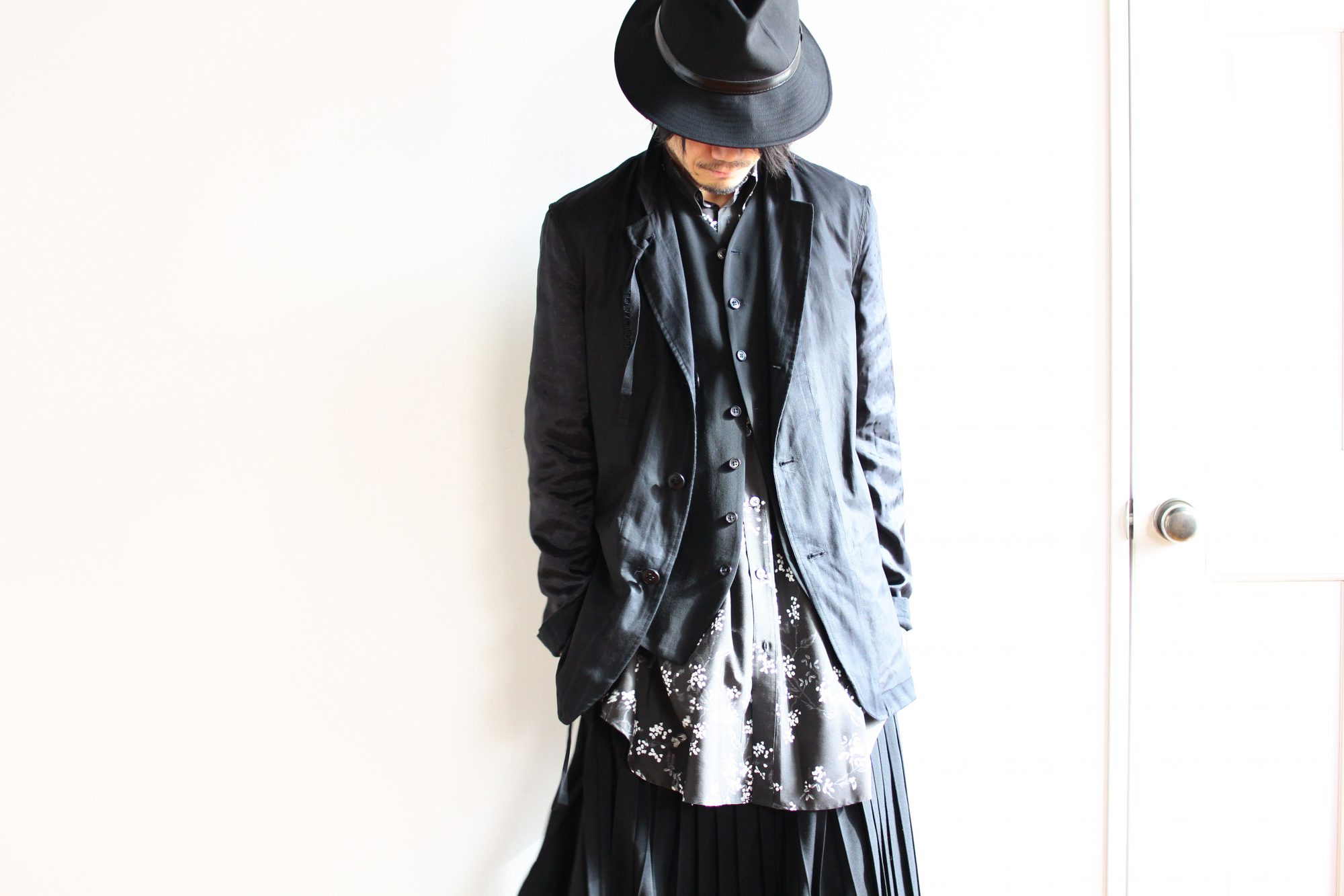 Ann Demeulemeester Reversible Jacket
