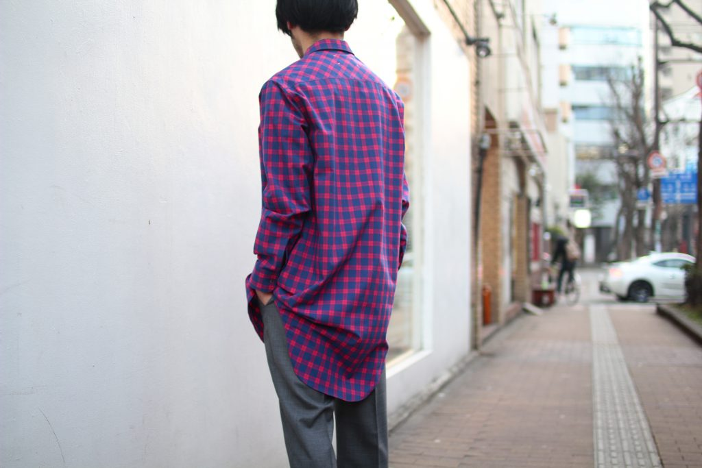 Maison Margiela Loose Check Shirt