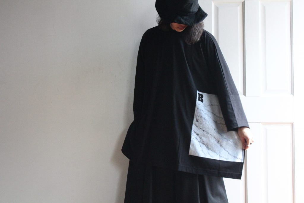 B YOHJI YAMAMOTO 18S/S Recommend Style