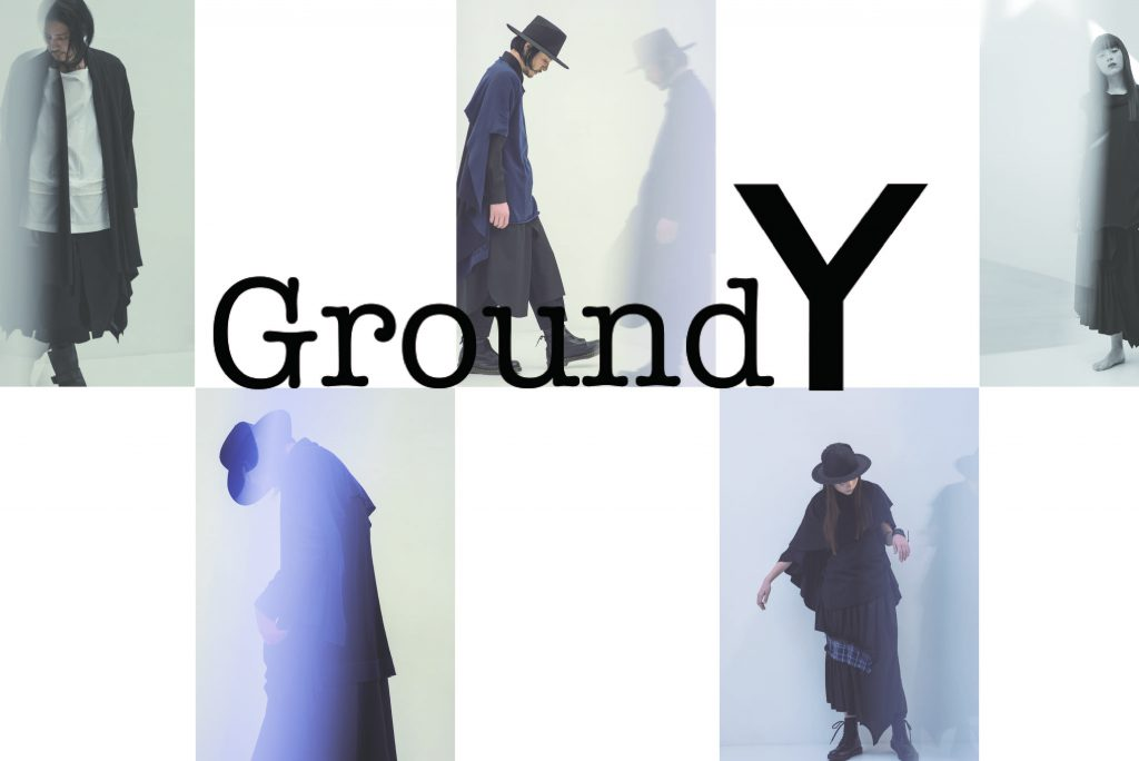 New Brand [ Ground Y ] 1.26 (Fri) START!!!