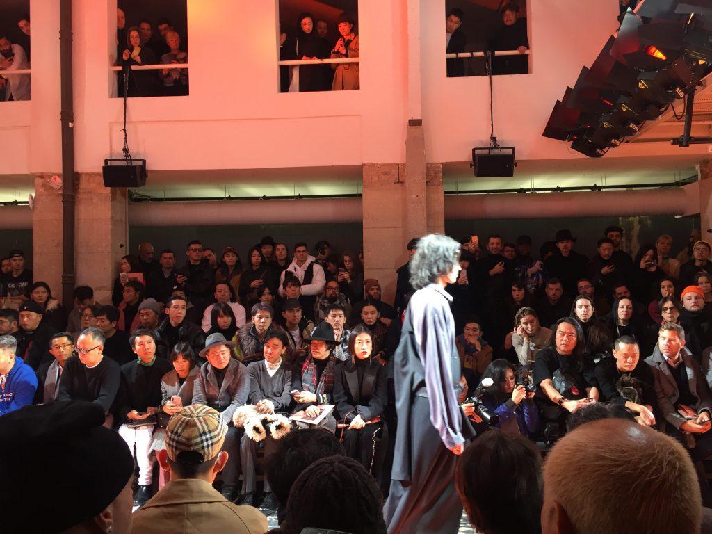 2018-19A/W Paris Fashion Week
