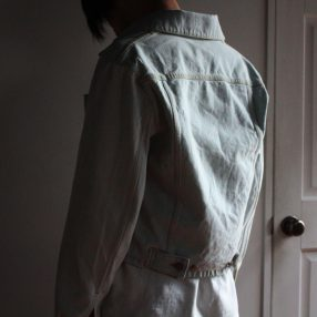 Maison Margiela Super Bleach Denim Jacket